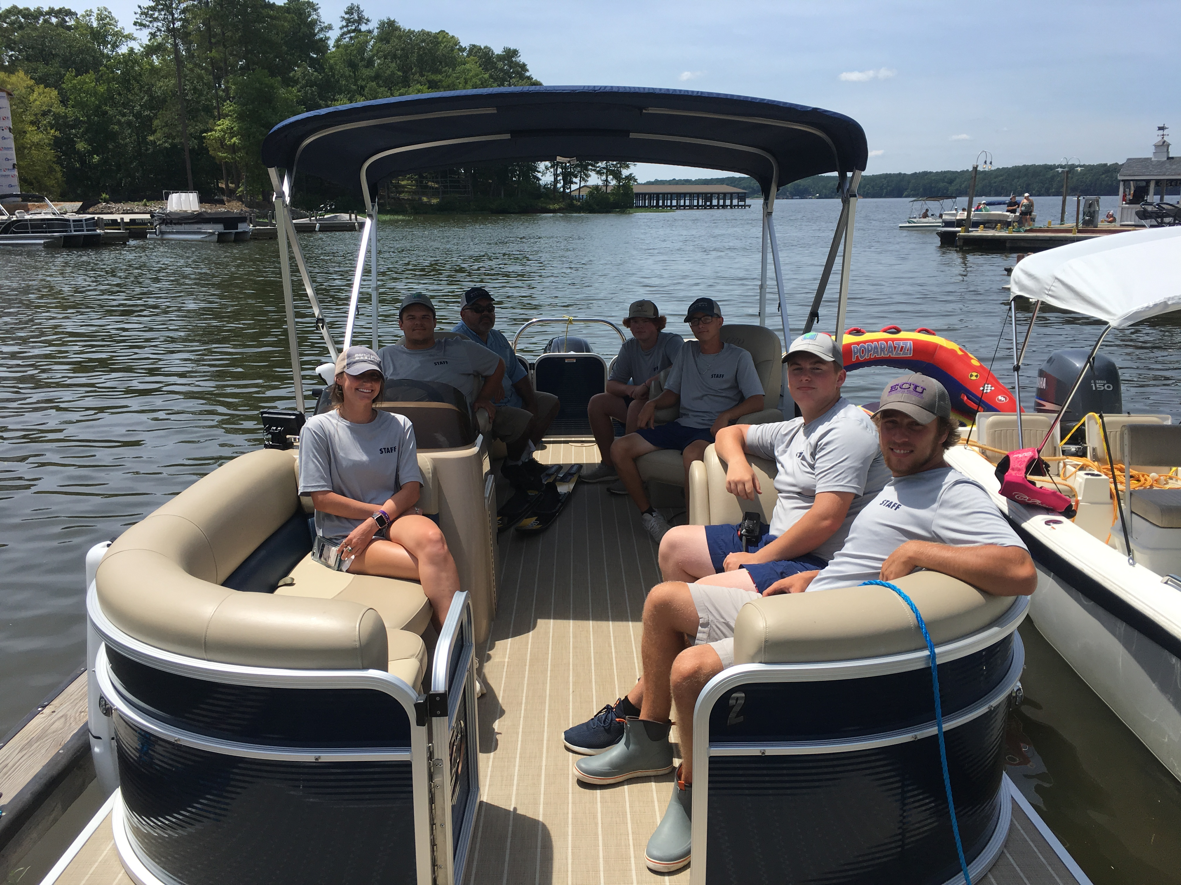 MorningSTARs: Our Eaton Ferry Summer Staff photo