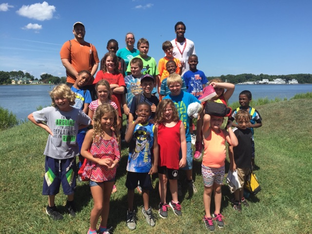 Mathews County Boys and Girls Club at Gwynn's Island