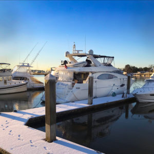 Morningstar Marinas, Bahia Bleu Winter Snow
