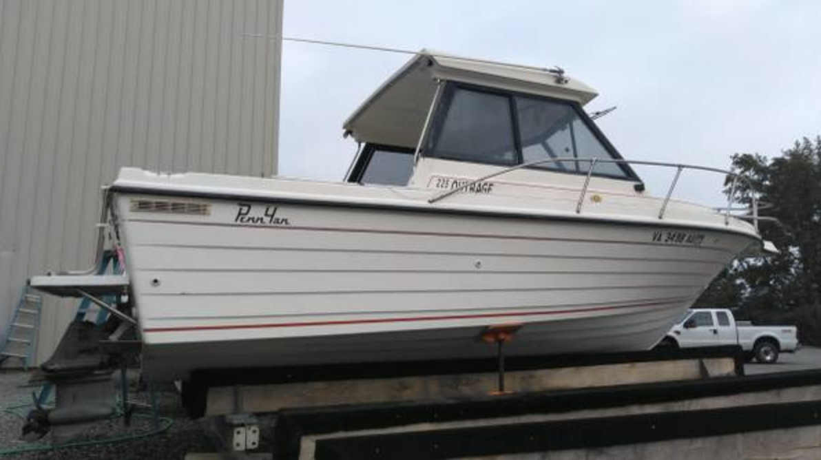 Consignment Boat